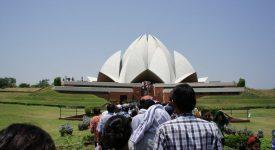 15. Templu Bahai Delhi