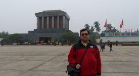 37. Mausoleu Ho Si Min Hanoi