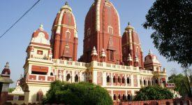 8. Birla Temple Delhi