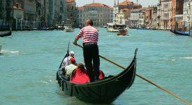13. Gondolier Venetia