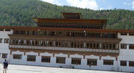 231. Aeroport Paro Bhutan