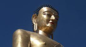 270. Statuie Buda Bhutan