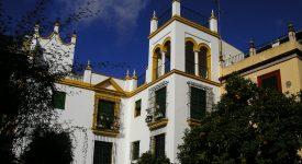 8. Santa Cruz Sevilla