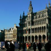 1. Grand Place Bruxelles