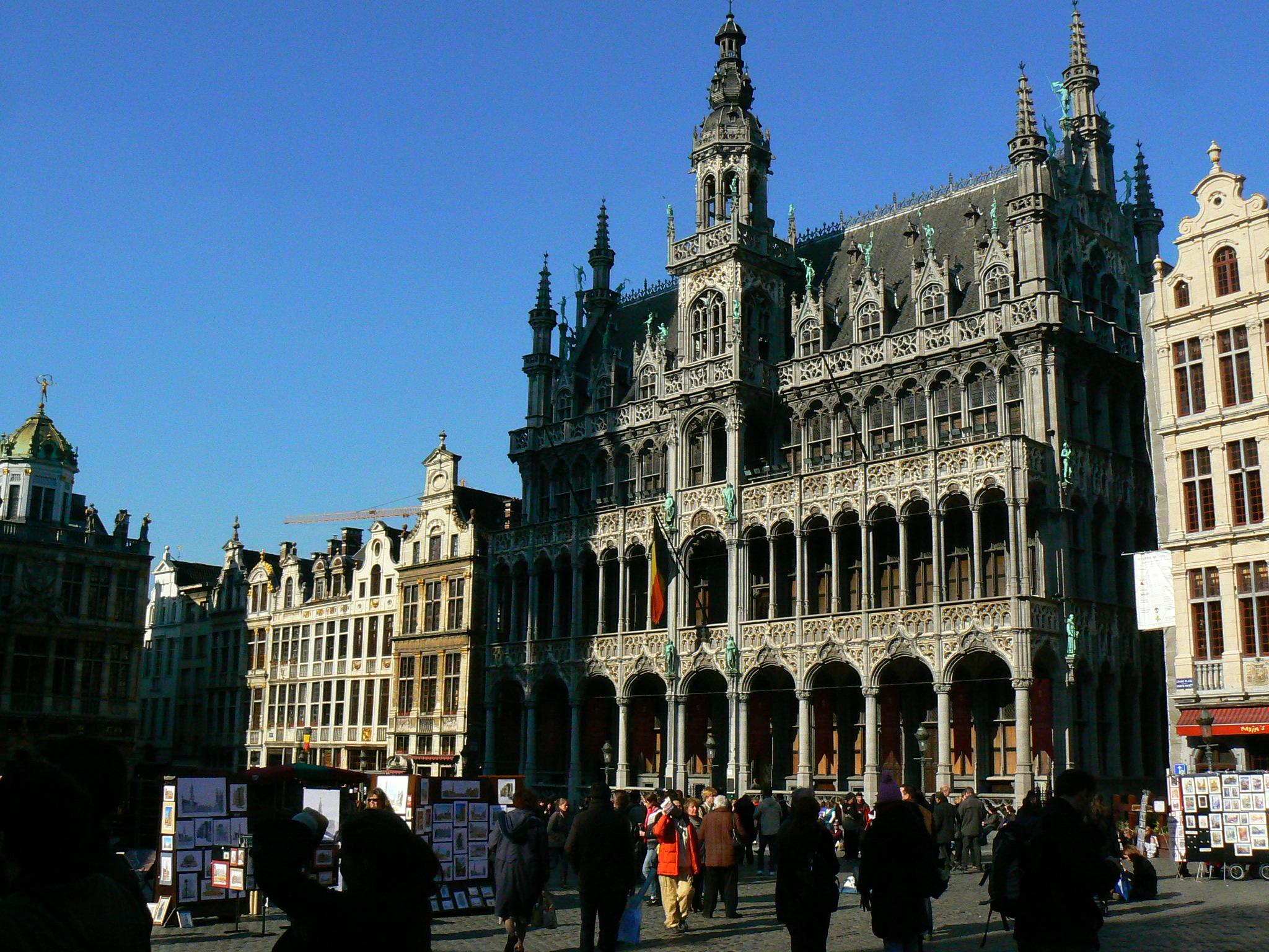 Grand Place Bruxelles Sfaturi
