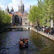 10. Poza Lider Canalele Din Amsterdam
