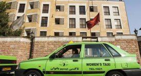 15. Taxi Femei Teheran