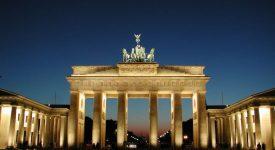 4. Poarta Brandenburg