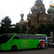 Autocar Interra La Sankt Petersburg