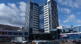 Hotel Central Plaza Piatra Neamt2