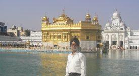 1. Amritsar Templul De Aur