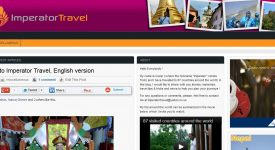 Imperator Travel In English