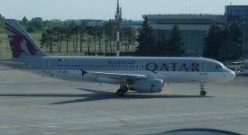 1. Qatar Airways La Otopeni