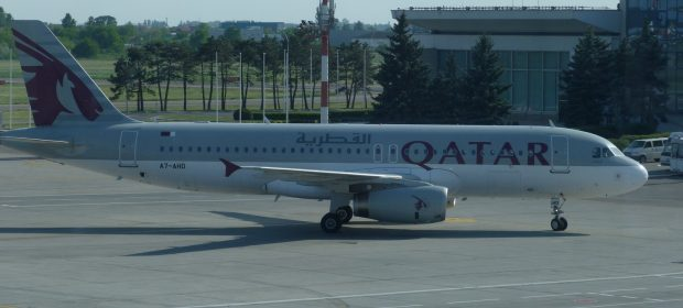 1. Qatar Airways La Otopeni