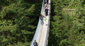 11 Podul Capilano