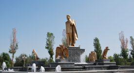 71. Turkmenbashi