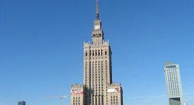 Palatul Culturii Varsovia