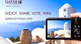 Qatar Airways Reflections Photo Contest