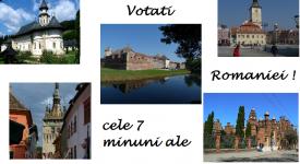 Cele 7 Minuni Ale Romaniei