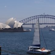 Opera Si Podul Vazute Din Gradinile Botanice