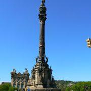 1. Statuia Lui Columb Din Barcelona
