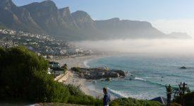 8. Cape Area