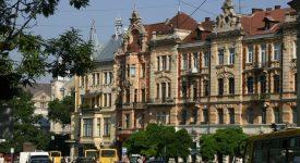 Zona Centrala Lvov
