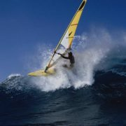 8. Windsurfing In Cape Vede