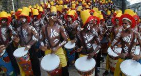 Carnaval Salvador Brazilia