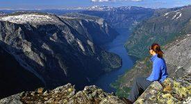 Fiord Norvegia