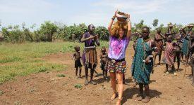 Delia In Africa1