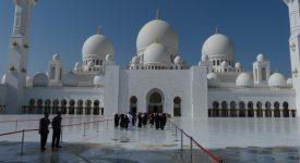 6. Moscheea Zayed Abu Dhabi
