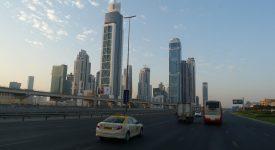 8. Dubai Dimineata