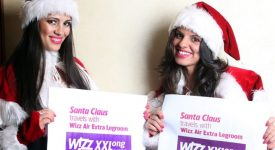 Ambasadoarele Wizz Air Liana Si Ana Maria