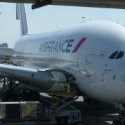 1. Air France Airbus 380