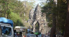 1. Intrare Angkor Thom