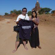 16. Tricou Myanmar