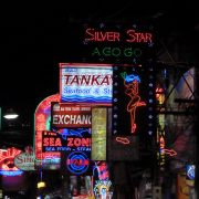 7. Walking Street Pattaya