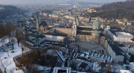 13. Salzburg Vazut De Sus
