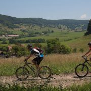 Bicicleta In Zona SIghisoara