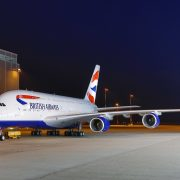 1. British Airways A380