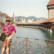 1. Luzern Podul Vechi