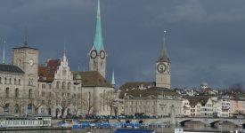 10. Catedralele Din Zurich