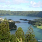 7. Lacul Sete Citades Azore