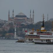 4. Ferry In Istanbul