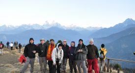 17. Grupul La Annapurna