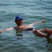 17. Plutind Pe Marea Moarta