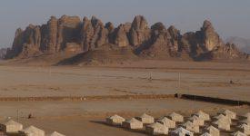 2. Jabal Rum Camp Wadi Rum