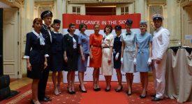 8. Parada Modele Air France
