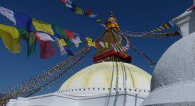 8. Templul Bouddha Kathmandu